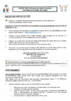 INFO RENTREE SCOLAIRE 2021 2022